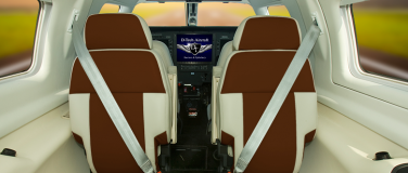 Custom Aircraft Upholstery